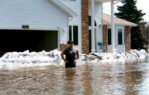 Water Damage Sandy Springs